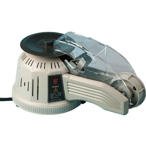 Tach-It Z-Cut 2 Carousel Semi-Automatic Definite Length Tape Dispenser