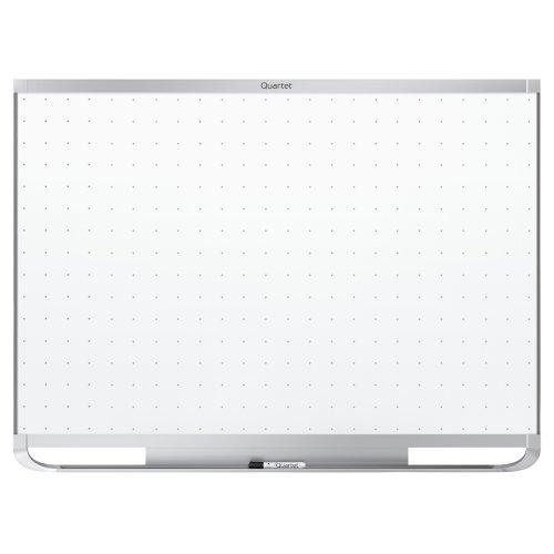 quartet-prestige-2-total-erase-magnetic-whiteboard-8-x-4-feet-silver-aluminum-frame-tem548a