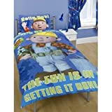 Bob The Builder Yes We Can Single Duvet & Pillowcase