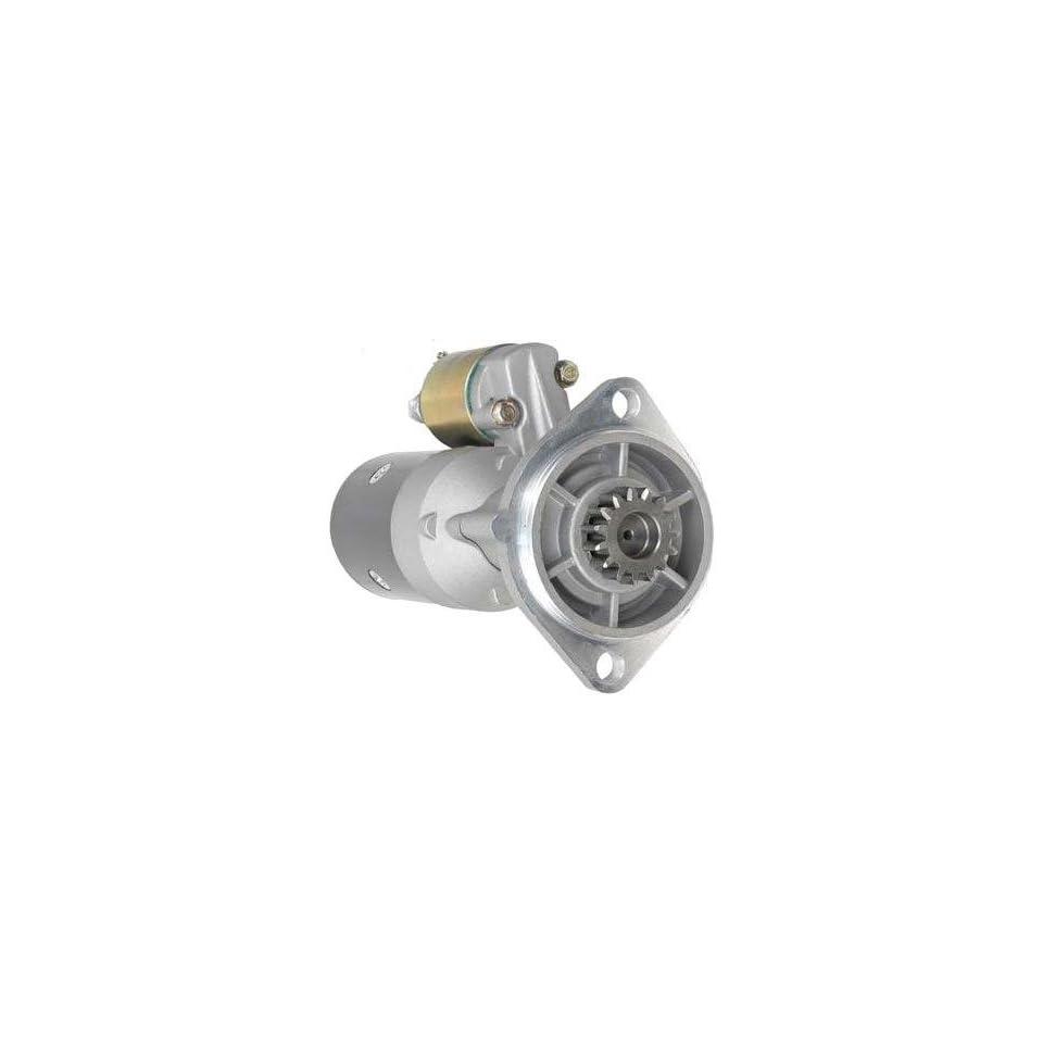 NEW 15T STARTER MOTOR YANMAR ENGINE 2T75UC 3T72HC S114 349 S114 349A S114 349B