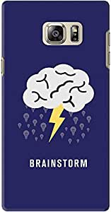 DailyObjects Brainstorm Case For Samsung Galaxy Note 5