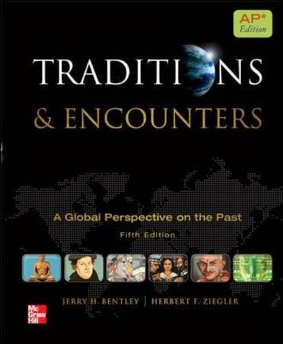 Bentley Traditions and Encounters, AP Edition (AP Traditions & Encounters (World History)) (Ap World History Textbook compare prices)