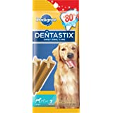 Pedigree Dentastix Daily Oral Care Snack Food for Adult Dogs, 6.07-Ounce Bags (Pack of 10)