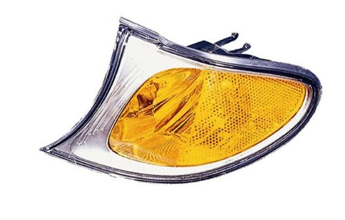 BMW 3 SERIES - 323 | 325 | 328 | 330 SEDAN | WAGON PARKING S.LAMP LEFT (DRIVER SIDE) YELLOWITH TITA 2002-2005 (Bmw 325 Wheel Cover compare prices)
