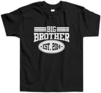 Threadrock little boys 39 big brother 2014 for Big brother shirts for toddlers carters