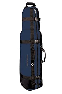 New Club Glove Burst Proof Golf Travel Bag Navy by Club Glove