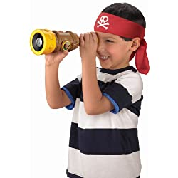 [Best price] Novelty & Gag Toys - Fisher-Price Disney's Jake and The Never Land Pirates - Jake's Talking Spyglass - toys-games