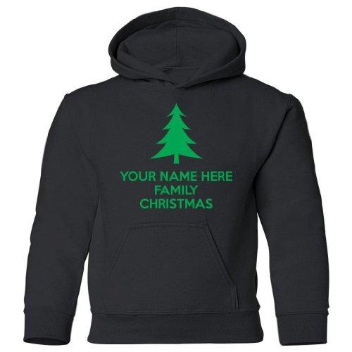 Personalized Christmas Pajamas front-1024626