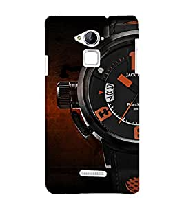 printtech Cool Watches Back Case Cover for Coolpad Note 3 Lite
