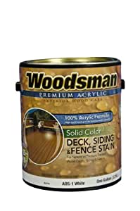 General Paint & Amp Manufacturing Ads 1 Woodsman Solid Color
