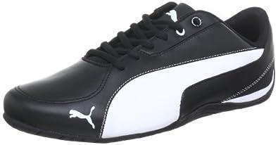 Puma Drift Cat 5 304687, Herren Sneaker, Schwarz (black-white 01), EU 40 (UK 6.5) (US 7.5)