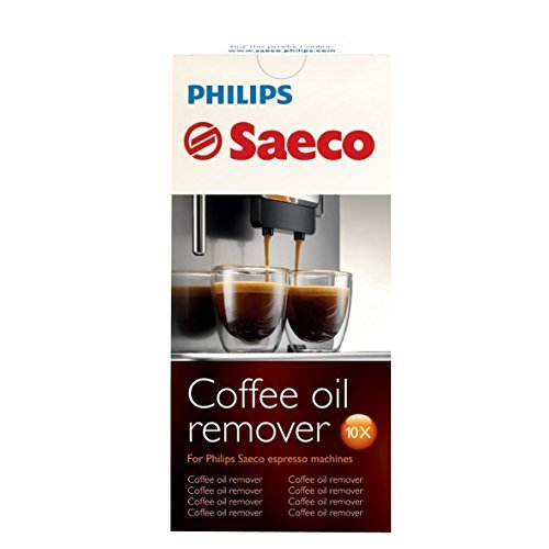 Philips Saeco CA6704/99 Coffee Oil Remover Tablets (10 Pack) by Philips Saeco