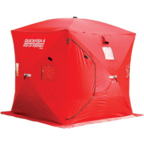 Eskimo Quick Fish 4 Ice Fishing Shelter