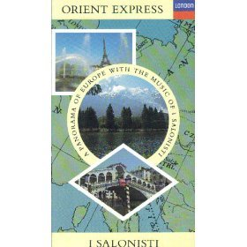 Orient Express: A Panorama of Europe with the Music of I Salonisti [VHS]