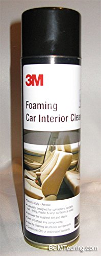 3M Foaming Car Interior Cleaner (580g)