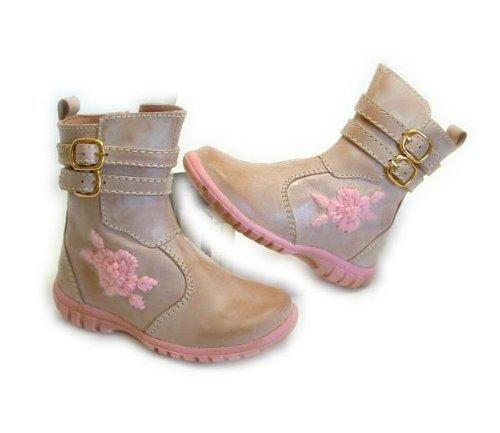 LELLI KELLY wunderschoene Stiefel TOP, rosa, Leder kaufen