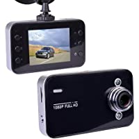 Automotive 720p HD Dashcam with Night Vision, 2.4