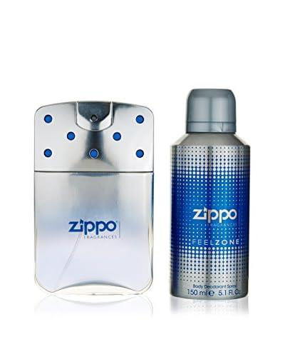 Feelzone Eau De Toilette Uomo 2 pezzi Feelzone (Edt 75 ml + Deodorant Spray 150 ml)