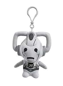 Doctor Who 4-inch Mini Cyberman Talking Plush ClipOn
