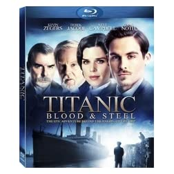 Titanic: Blood & Steel [Blu-ray]