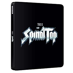 This Is Spinal Tap (30th Anniversary Steelbook Edition)  [1984] [Blu-ray]
