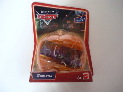 Disney Cars Supercharged Ramone 1:55 Diecast Car [Halloween Package]