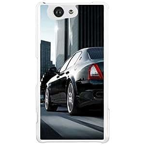 a AND b Designer Printed Mobile Back Cover / Back Case For Sony Xperia Z4 Mini (SON_Z4_MINI_1501)