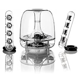 Harman Kardon Soundsticks III 2.1 Channel Multimedia Speaker System with Subw...