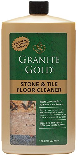 Granite Gold Stone & Tile Floor Cleaner, Size 32 oz