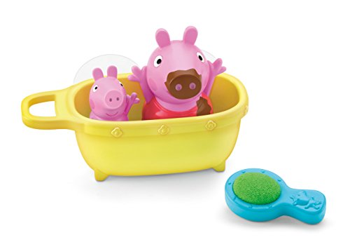 Fisher-Price Muddy Puddles Bathtime Peppa Toy - 1