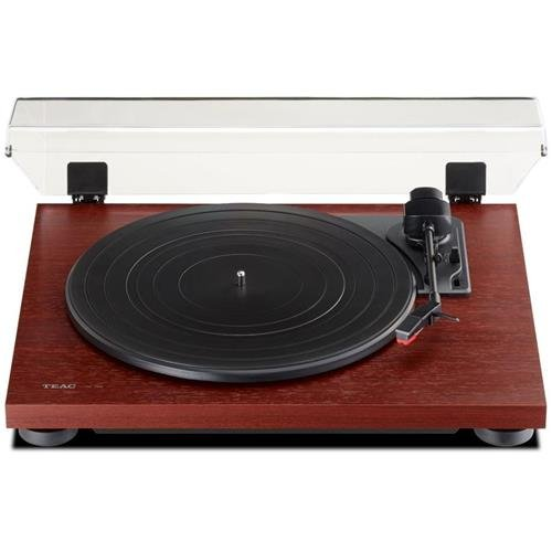 Teac TN100CH 3 Speed Analog Turntable - Cherry Finish (Direct Drive Turntable Preamp compare prices)