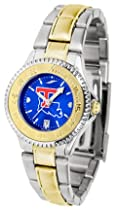 Louisiana Tech Bulldogs Competitor AnoChrome Ladies Watch with Two-Tone Band