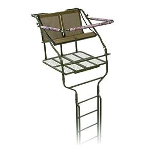 Millennium Men's Double Ladder Stand, 18-Feet