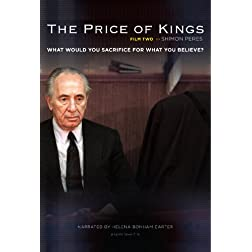 The Price of Kings, Film 2 : Shimon Peres (Region Free)
