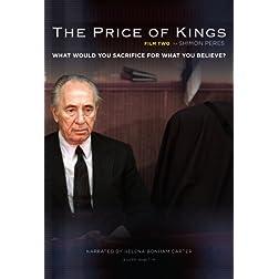 The Price of Kings, Film 2 : Shimon Peres (Region Free)