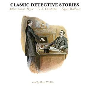 Classic Detective Stories Audiobook