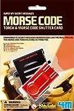 4M Kidz Labs Morse Code Torch and Shutter Card