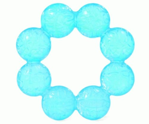 Blue Water Teether Baby Toy