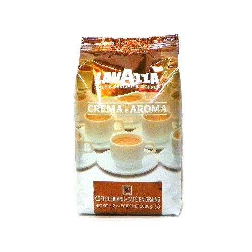 LavAzza Premium Crema e Aroma Coffee Beans 2 lb