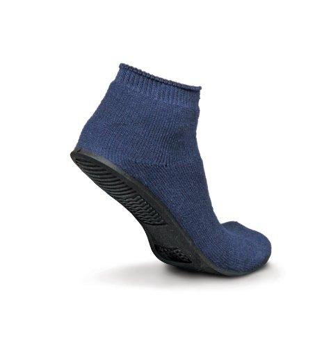 Cheap (BX) Sure-Grip Terrycloth Slippers,Beige (MDT211220XL)