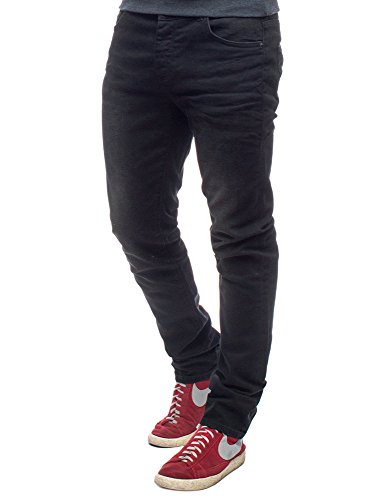SELECTED HOMME -  Jeans  - skinny - Uomo nero 33 W/34 L