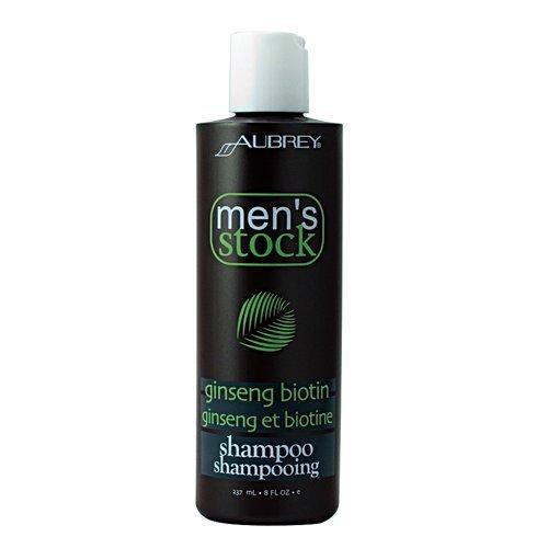 Men'S Stock Ginseng Biotin Shampoo-2 Pack