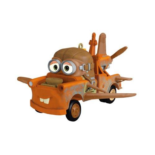 Hallmark Keepsaskes Hallmark Christmas Keepsake - Air Mater - Car Toons - Tree Ornament - 1