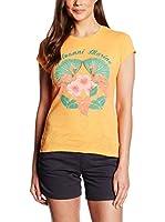 Galvanni Camiseta Manga Corta (Naranja)