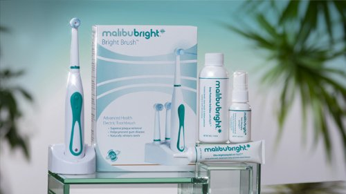 Malibu Bright – Sensitive Teeth Whitener w/ Poly-P