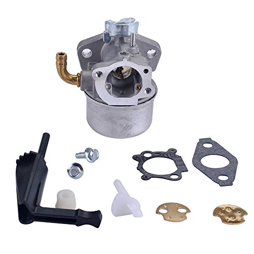 HIPA 798653 Carburetor for Briggs & Stratton Lawn Mower Part Replaces # 791077 696981 698860 790182 694508 795069 698859 790180 790290 693865 697354 (Carburetor 798653 compare prices)