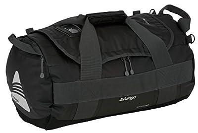 Vango Cargo Travel Bag (Black, 30 CM x 60 CM x 30 CM 45 Litres RUJCARGO B05060 by Vango