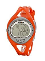 Timex Unisex T5K057 Orange Ironman Sleek iControl Resin Strap Watch