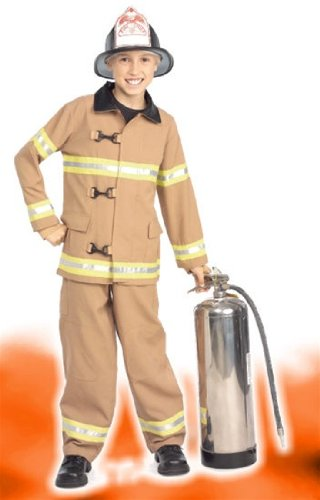 Child Firefighter Costume