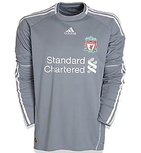 "Liverpool Goalkeeper Shirt 2010/12 - Kids - Boys XL 32""-34""/86cm Chest 14 Years from Adidas"